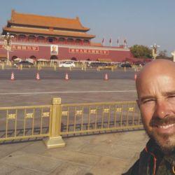 Llegada a Pekín, fin del viaje, objetivo cumplido: 14.000 km y medio mundo recorrido quedaban atrás.