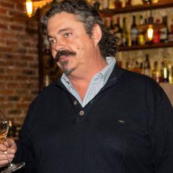 Juan Roby, enólogo de LAGARDE, un crack!
