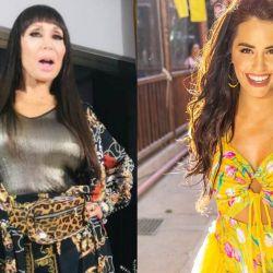 Moria Casán y Lali Espósito