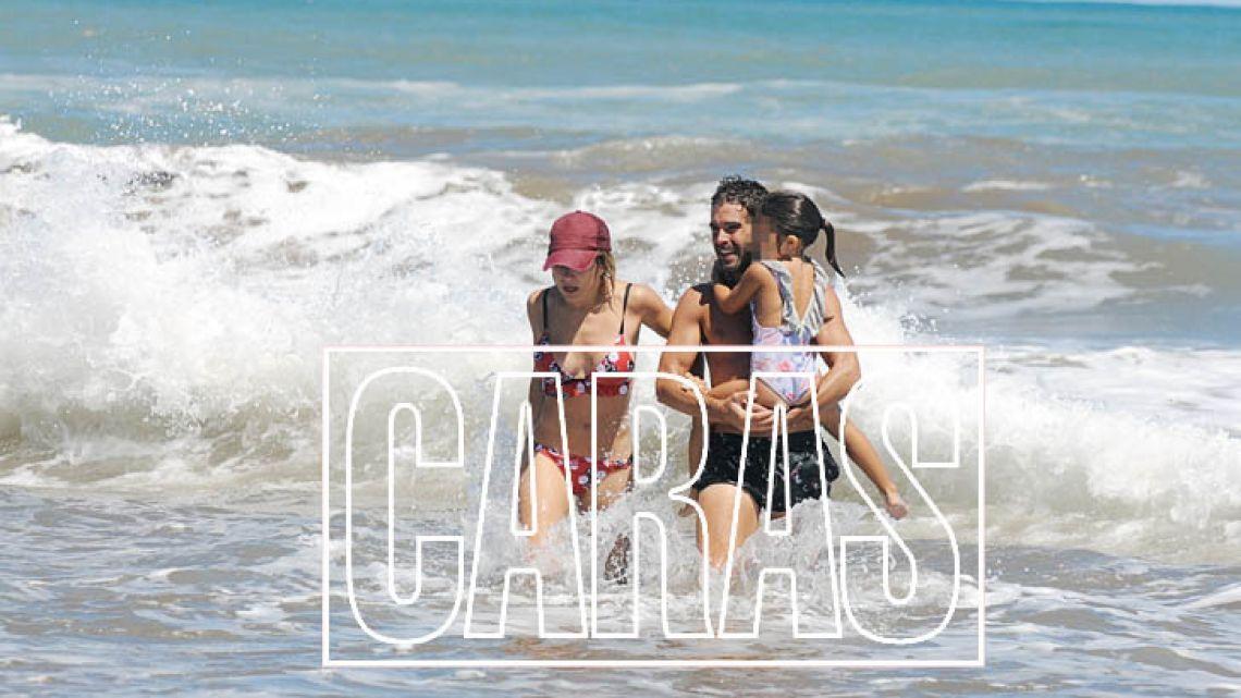 Laurita, Cabré y Rufina en MDQ