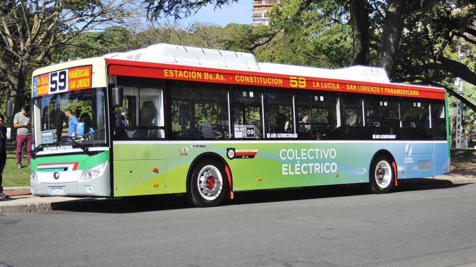 20190516 Buses Electricos linea 59