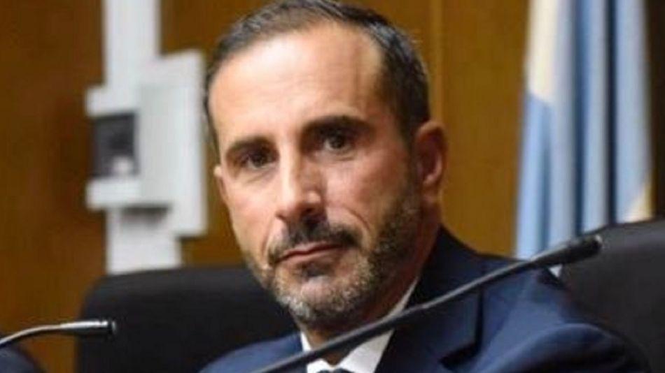 Jorge Gorini, titular del Tribunal Federal N° 2