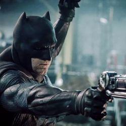 Fragmento de película de Batman interpretado por Ben Affleck