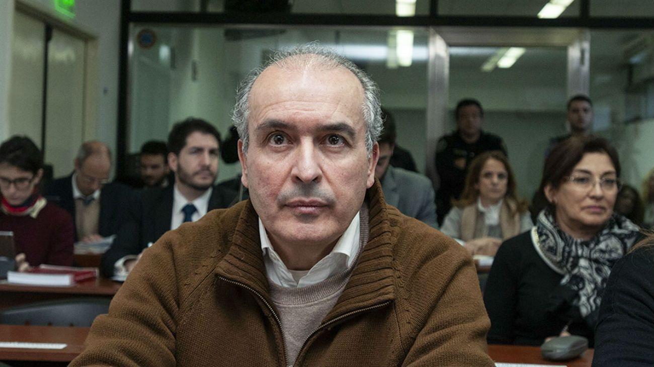 El exsecretario de Obras Públicas del kirchnerismo, José López.