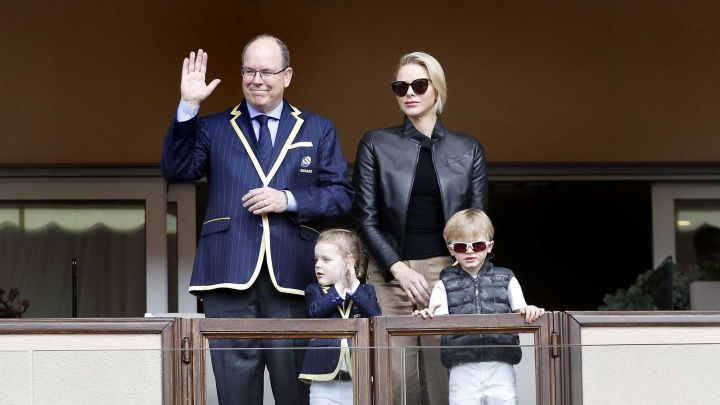 El excéntrico look de los hijos de los Príncipes de Mónaco