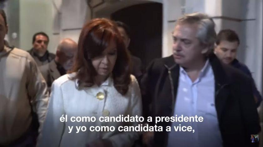 Mauricio Macri, tras el anuncio de Cristina:
