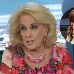 Mirtha se refirió a CFK por comunicación telefónica