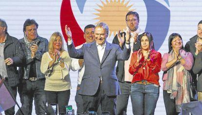 Sin respiro. Primero fue el triunfo de Schiaretti; ahora CFK.