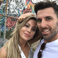 La actriz y bailarina dijo que están resolviendo el tema de la distancia y que ahora sí proyecta una familia con su pareja,