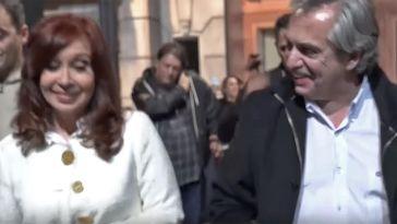 Primera formula. Los Fernández movieron el tablero político y aceleraron los tiempos electorales.