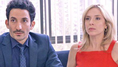 Candidatos. Juan Minujin y Carla Peterson con chances de llevarse sus ternas a Mejor Actriz y Mejor Actor.