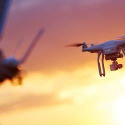 En los drone de alta gama, la duración de vuelo ronda los 30 minutos.