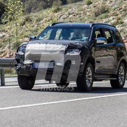 Chevrolet Trailblazer (Fuente: Motor.es)