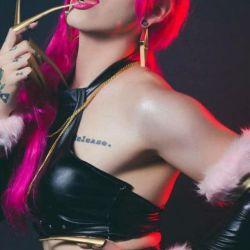 """La historia de Dyhzy, el hijo """"Drag queen"""" de Alberto Fernández"""