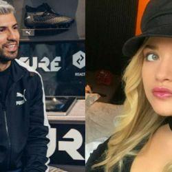 Las pruebas del romance entre Kun Agüero y Sofía Calzetti: la palabra del futbolista