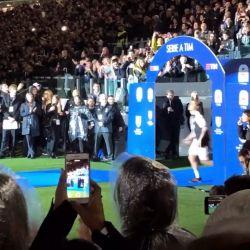 Paulo Dybala, Oriana Sabatini, Juventus, fútbol, amor