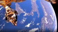 satelite tierra