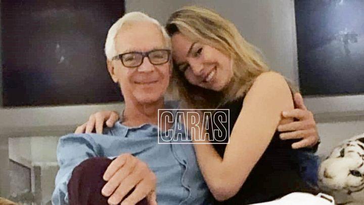 Eduardo Costantini presentó a su nueva novia, la modelo Elina Fernández Fantacci