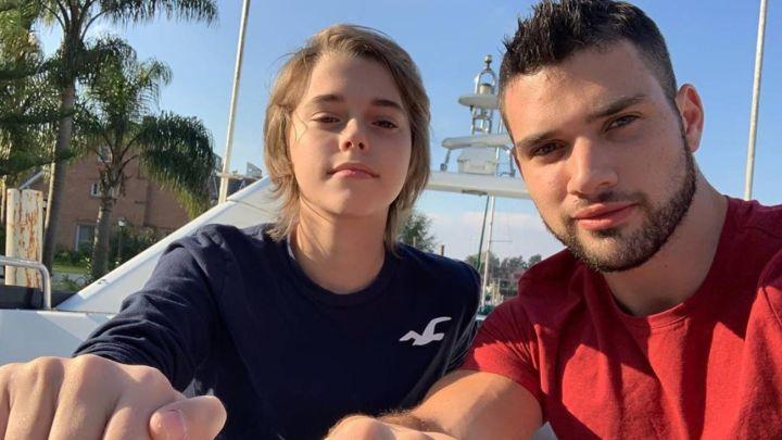 """Polémico video de Felipe Fort """"manejando a los 15 años y sin cinturón de seguridad"""""""