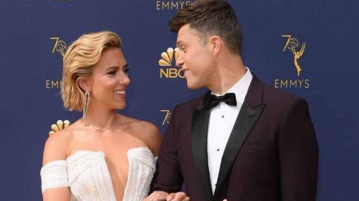 Scarlett Johansson se comprometió por tercera vez