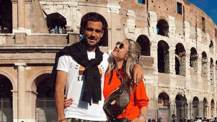 ¡Como en un cuento! Stephanie Demner y Guido Pella anunciaron su casamiento