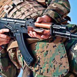 El AK-47 también se fabrica en China, Israel, India, Egipto y Nigeria, entre otros países.