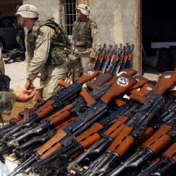 El AK-47 es el arma más utilizada en todo el mundo.