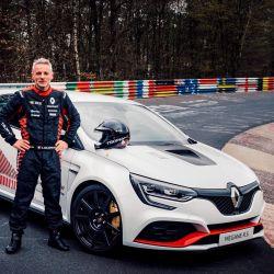 El Mégane R.S. bate un nuevo récord en el circuito de Nürburgring