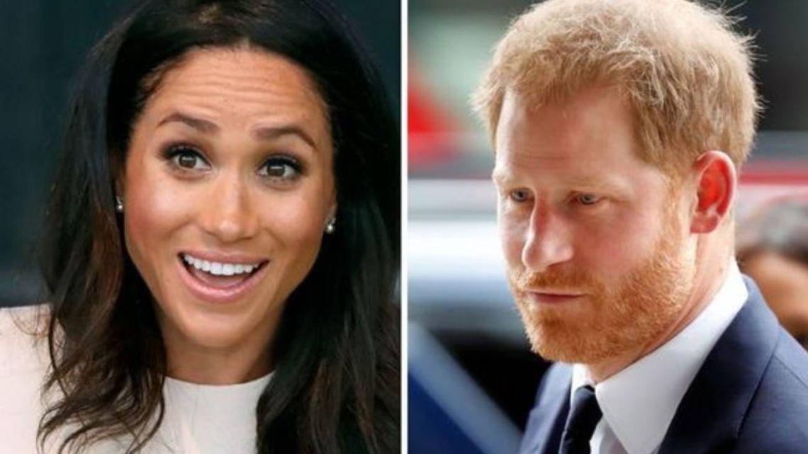 Meghan Markle quiso seducir a un famoso cantante antes de conocer al príncipe Harry