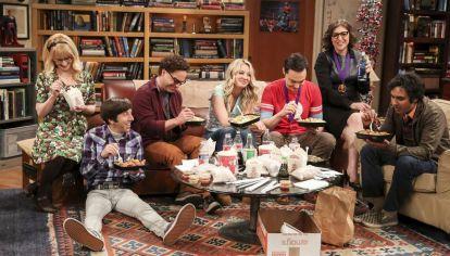 Nerds. La despedida de Sheldon Cooper y sus amigos posee el récord de audiencia de la temporada 2018-19.