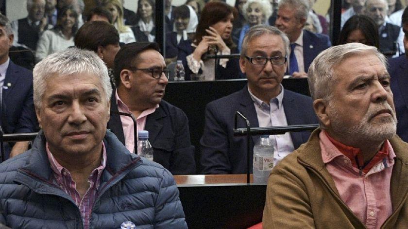 Se reanuda el juicio contra Cristina