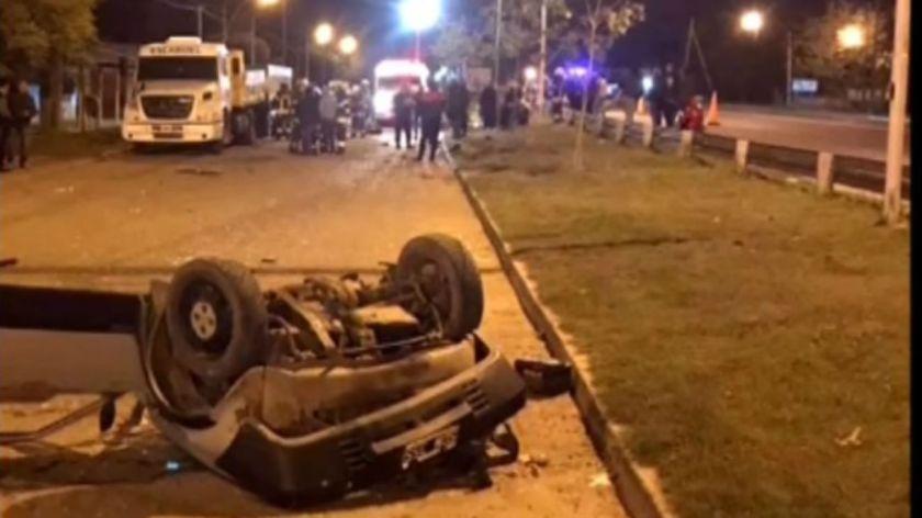 Fiscal confirmó que la Policía disparó contra el auto — Tragedia en Monte