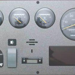 Yanmar ofrece una central con sistema de  información para poder colocar en el tablero de mando o en la sala de máquinas.