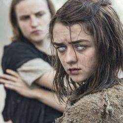 Arya Stark en Game of Thrones