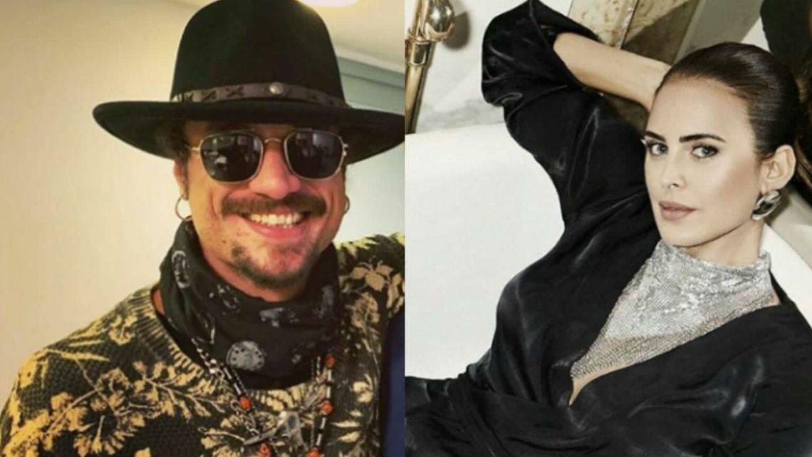 Silvina Luna y Daniel Osvaldo, rumores de romance