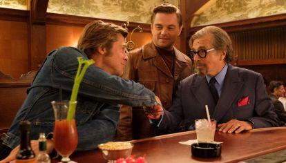 Galanes. Este film implica la primera colaboración de Al Pacino con Quentin Tarantino.