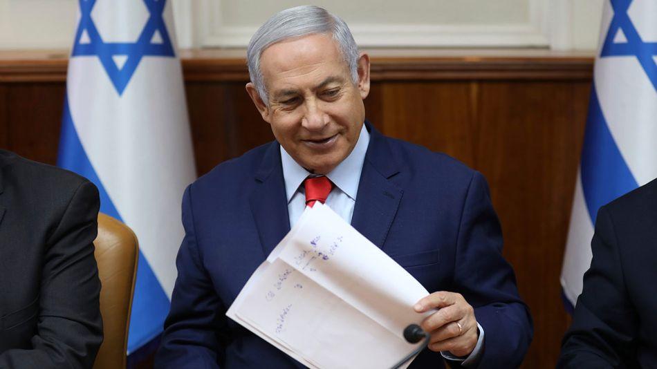Benjamin Netanyahu 22052019