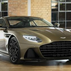 Aston Martin DBS Superleggera OHMSS Edition.