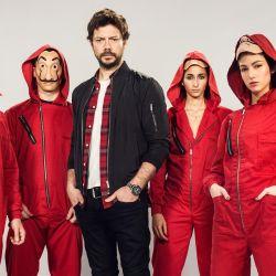 Mirá el trailer de la tercera temporada de La Casa de Papel