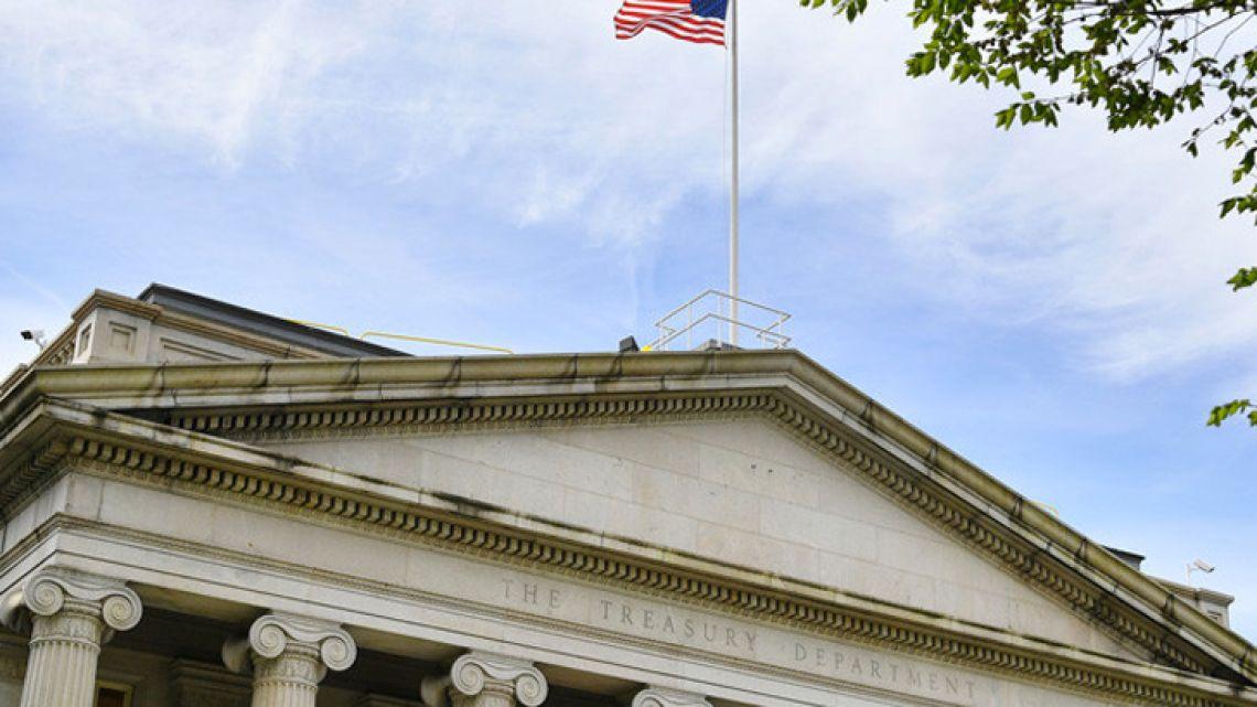 US Treasury.