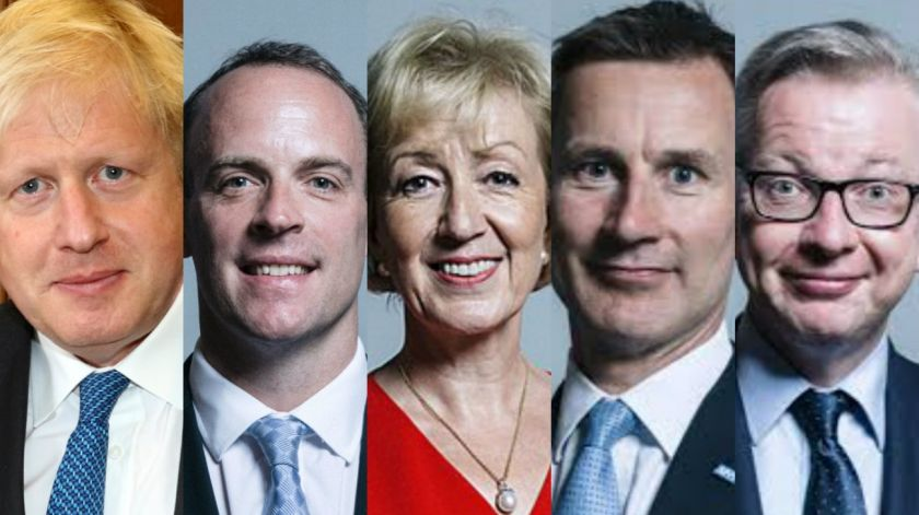 Reino Unido: Inicia la carrera por la sucesión de Theresa May