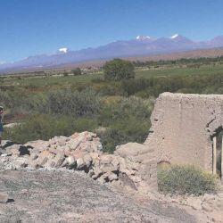 Ruinas  de Hilario.