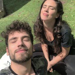 Albert Baro y Delfina Chaves