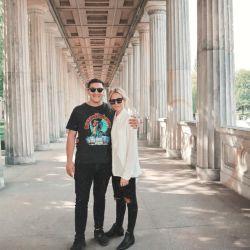 Jenny Williams y su nuevo novio