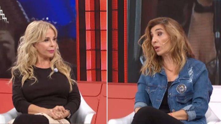 Los duros mensajes de Moria y Ángel de Brito para Alfano, tras el golpe a Karina Iavícoli
