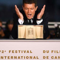 Antonio Banderas, ganador en Cannes 2019