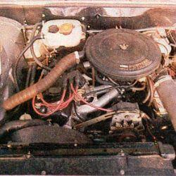 Así probábamos al Peugeot 504 SRX