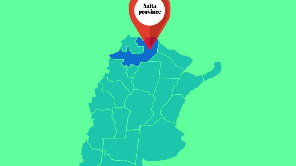 Salta province.