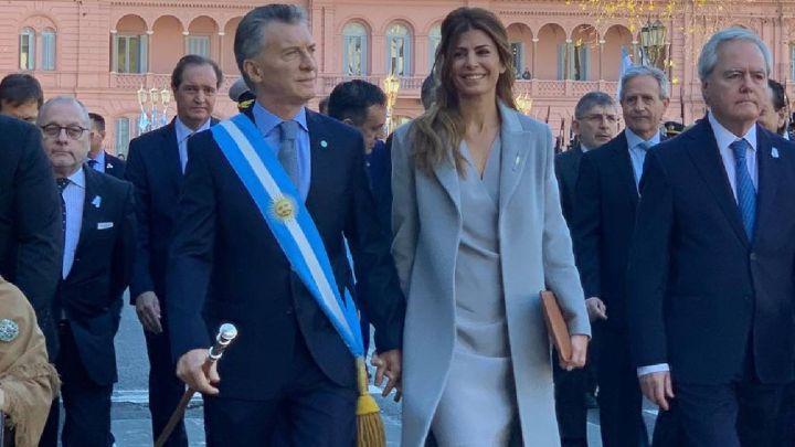 """Macri le """"confesó"""" a Awada que en los últimos 10 años tuvo """"muchos amores"""""""