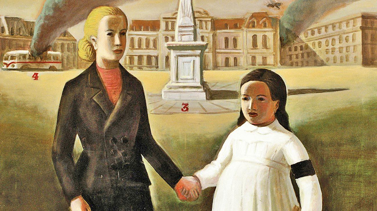 Fallecida Eva Perón, el libro ascendió a la categoría de testamento político.